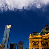 The City of Melbourne : Images of Melbourne, Australia, taken in the last two years - cityscapes, urban landscapes and street scenes.